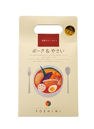 札幌カリーヨシミ ポーク&野菜