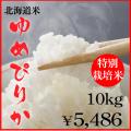 令和元年産特別栽培米ゆめぴりか10kg