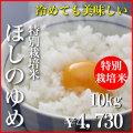 特別栽培米ほしのゆめ10kg