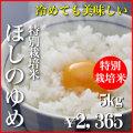 特別栽培米ほしのゆめ5kg