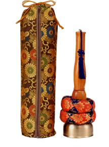 リン棒収納式専用(糸巻)リン棒 6寸用11.5cm、7寸用14.5cm