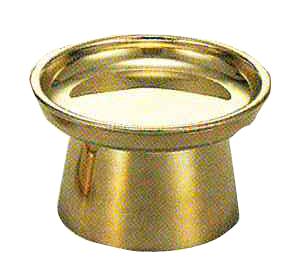 供物皿腰高 直径3.5寸(9cm)