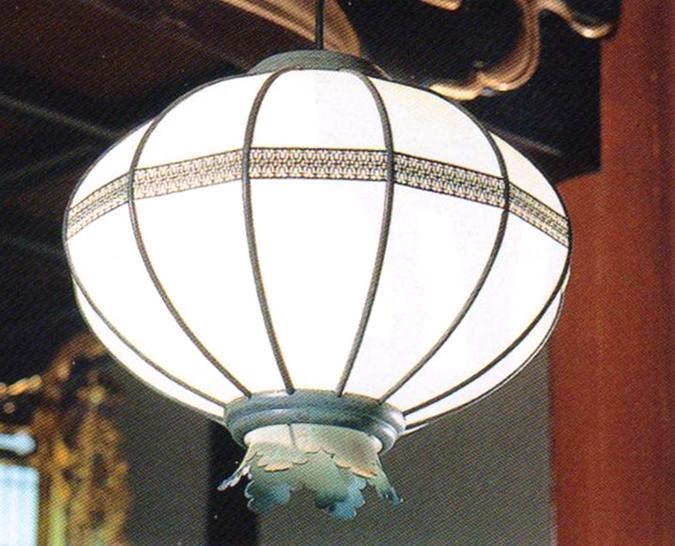 有明型照明灯