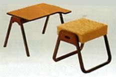 御詠歌机・椅子?型
