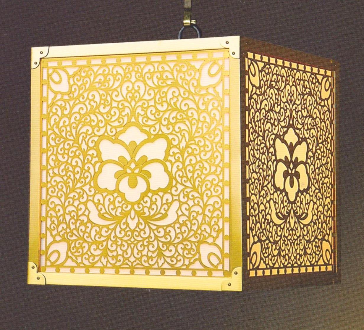キューブ式照明灯 1灯