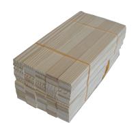 護摩木(100本) 24×2.4×0.5cm