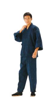 太刺子作務衣