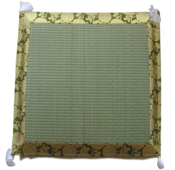 イグサ座布団(仏前用) 600×600mm