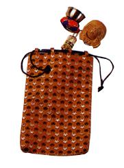印金杢魚セット用金襴袋(20cm×30cm)