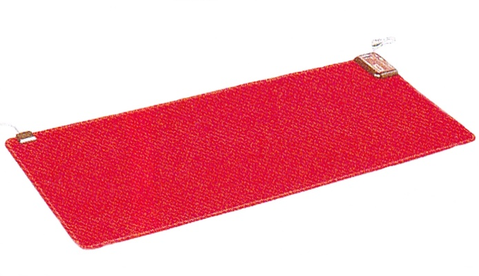 カーペット 赤 1枚