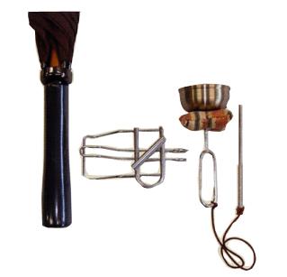 ジャンボ傘専用印金ホルダーセット