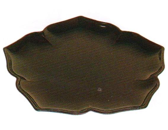 菓子器桔梗皿