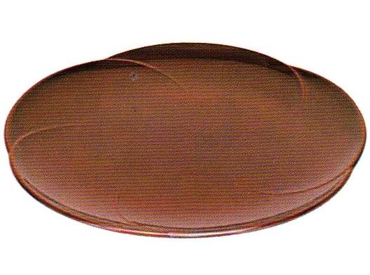 菓子器 木質梅皿