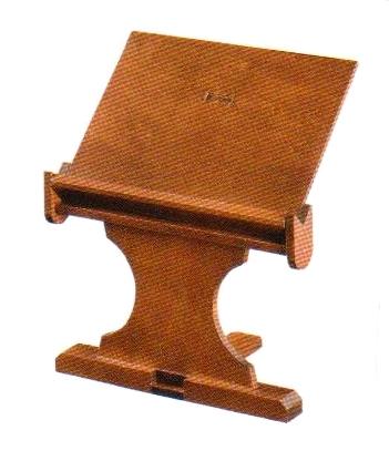 折畳式見台