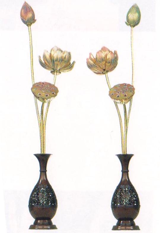 木花 三世の蓮