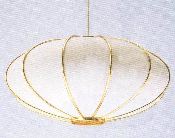 菊型照明灯