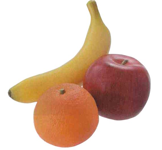 お供え果実サンプル3点セット