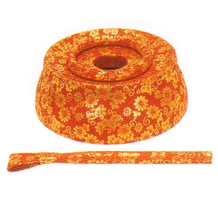 沙張台 バチ 金襴輪