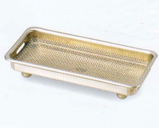 ステンレス製 線香皿
