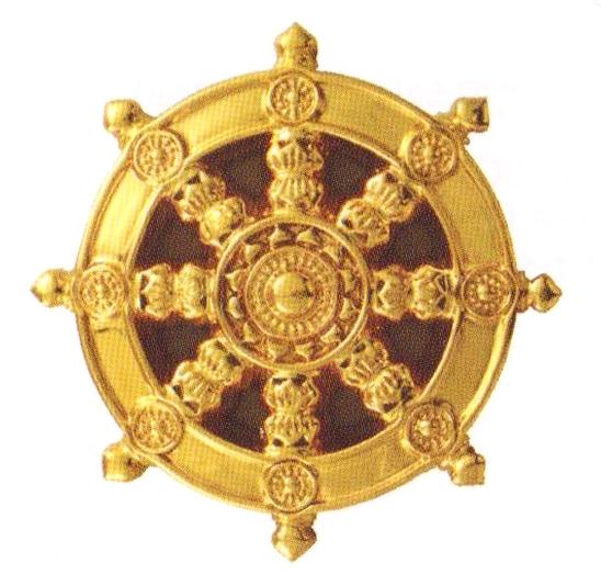 セラミック輪宝