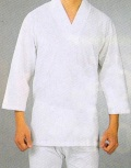 Tシャツ半襦袢 七分袖