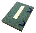 手漉和紙 線引きなし過去帳