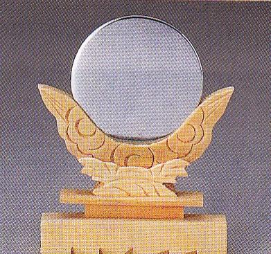 神鏡 神棚