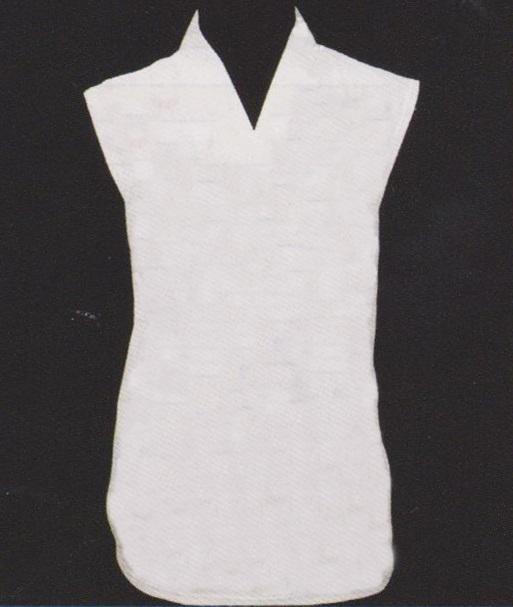 Tシャツ半襦袢 袖なし