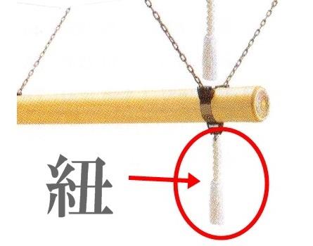 梵鐘自動撞木 紐