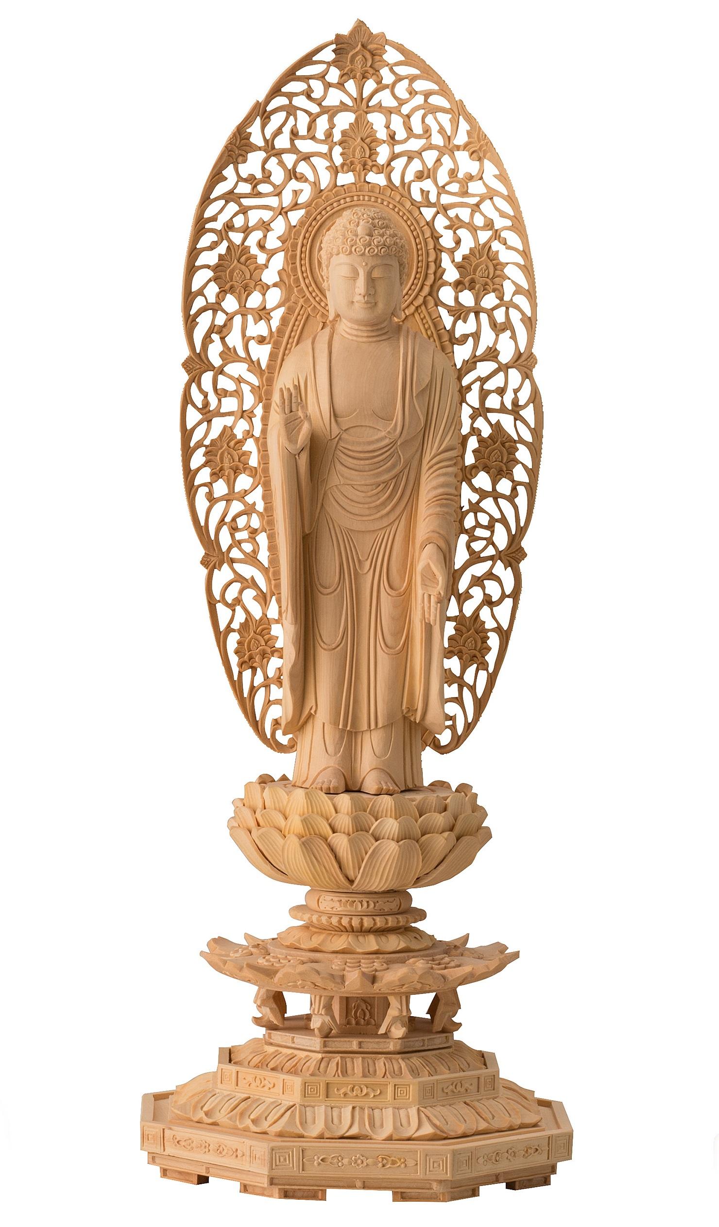 柘 浄土 仏像