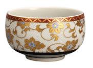 茶碗 白粒鉄仙
