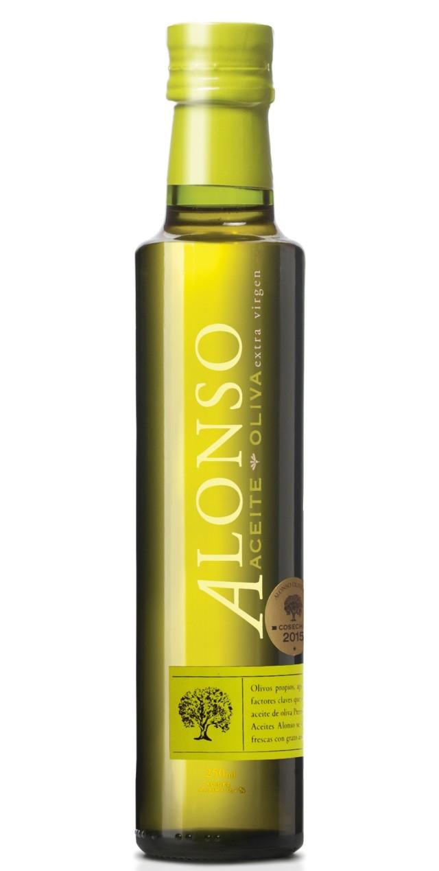 チリ産 ALONSO(アロンソ)エキストラヴァージンオリーブオイル 229g