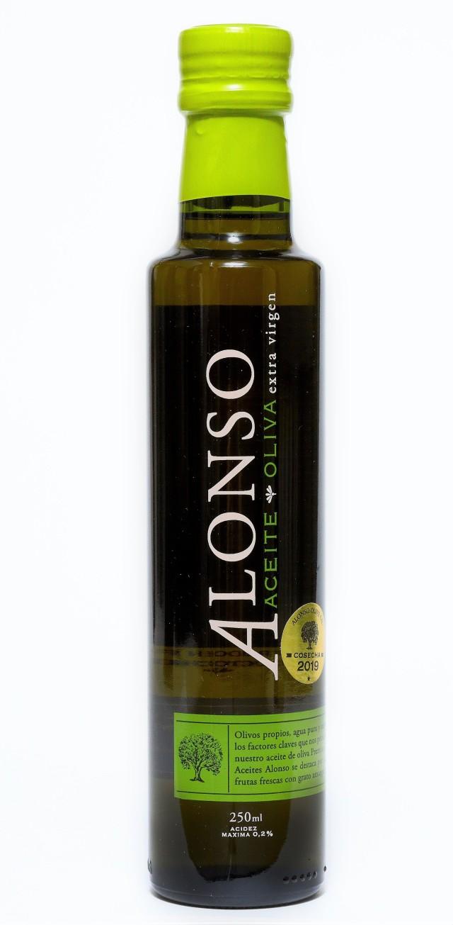 チリ産 ALONSO(アロンソ)エキストラヴァージンオリーブオイル(Blend) 229g