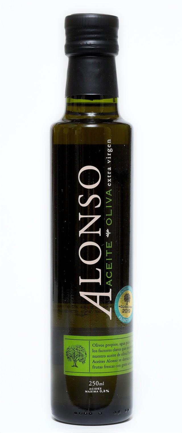 チリ産 ALONSO(アロンソ)エキストラヴァージンオリーブオイル(Frantoio) 229g