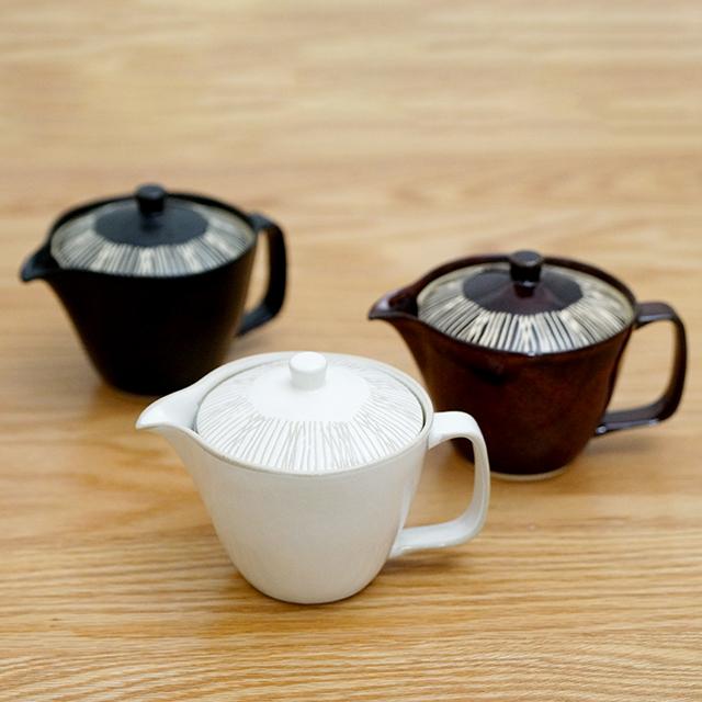 藍土 藍土な休日 和食器 通販 波佐見焼 馬徳陶苑 急須 ポット 茶器