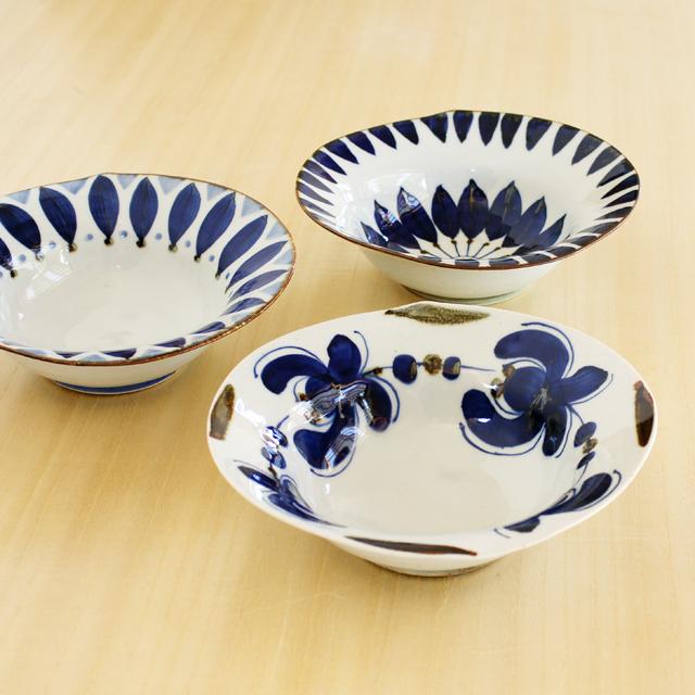 【和食器通販ショップ 藍土な休日】まっきーのテーブルコーディネートの器 波佐見焼 翔芳窯 大鉢