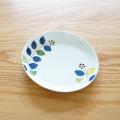 和食器 有田焼 通販 藍土な休日 藍土 康創窯 波佐見焼 オリジナル オーバルプレート スープカップ スープ 楕円皿 皿
