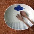 染付カレー皿
