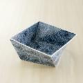 【和食器通販ショップ藍土な休日】そうた窯 蛸唐草角捻り鉢