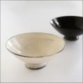 【和食器通販ショップ藍土な休日】工房禅 横田勝郎 5寸平茶碗(2色)