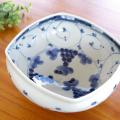 ぶどう角鉢