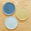 和食器 有田焼 通販 藍土な休日 藍土 和山窯 波佐見焼 プレート 丸皿 取皿