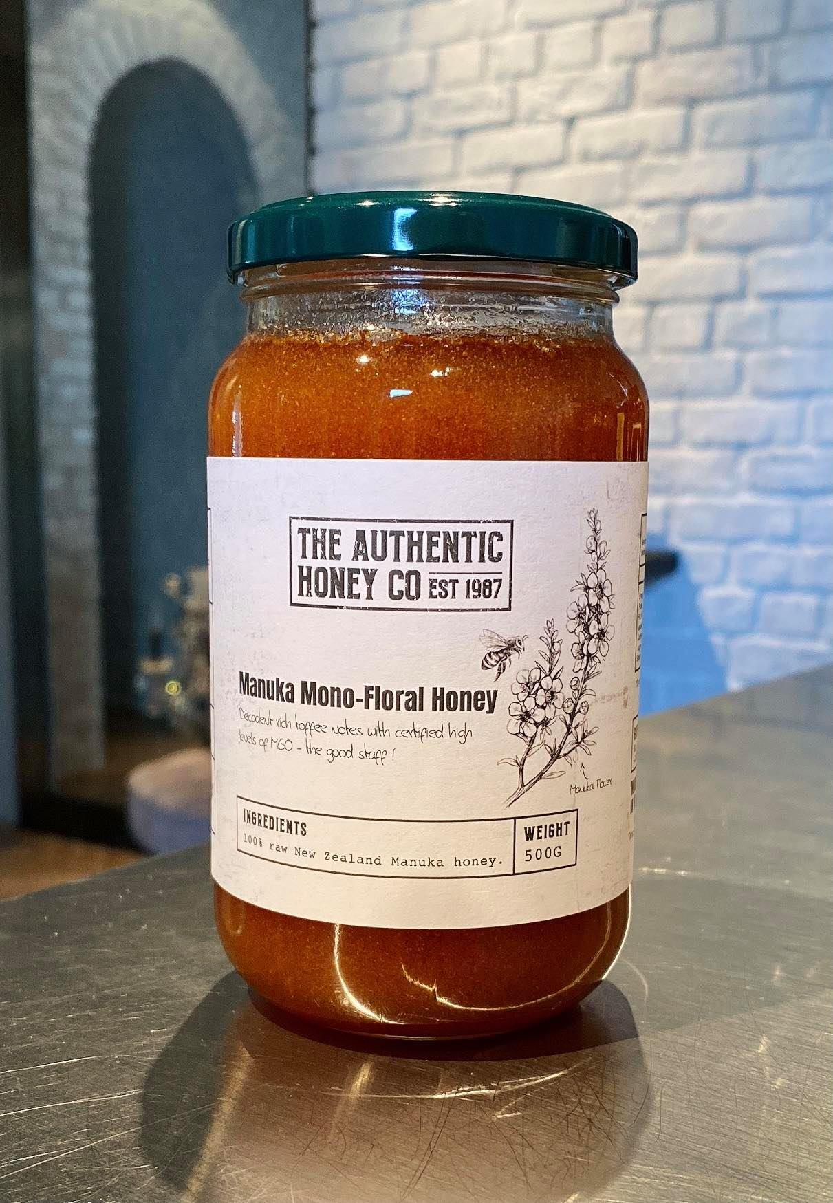 Monofloral 10+ Manuka Honey 500g