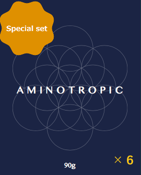 AminoTropic(コラーゲンサポート)6箱セット