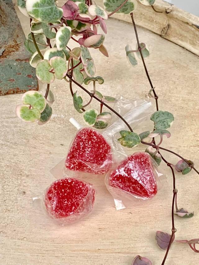 HIG Jarrah Honey & Raspberry Spin Top