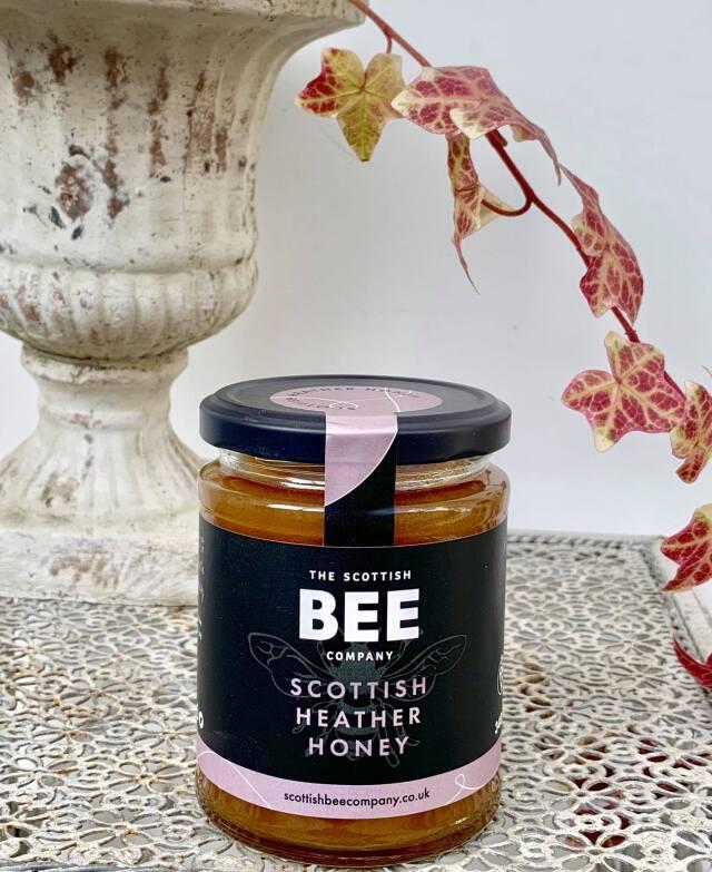 Scottish Heather Honey 340g