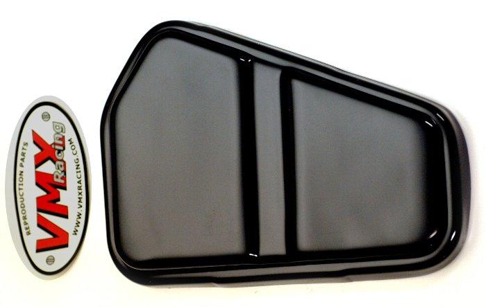 1978-80 CR250 エアーボックスカバー(ブラック)