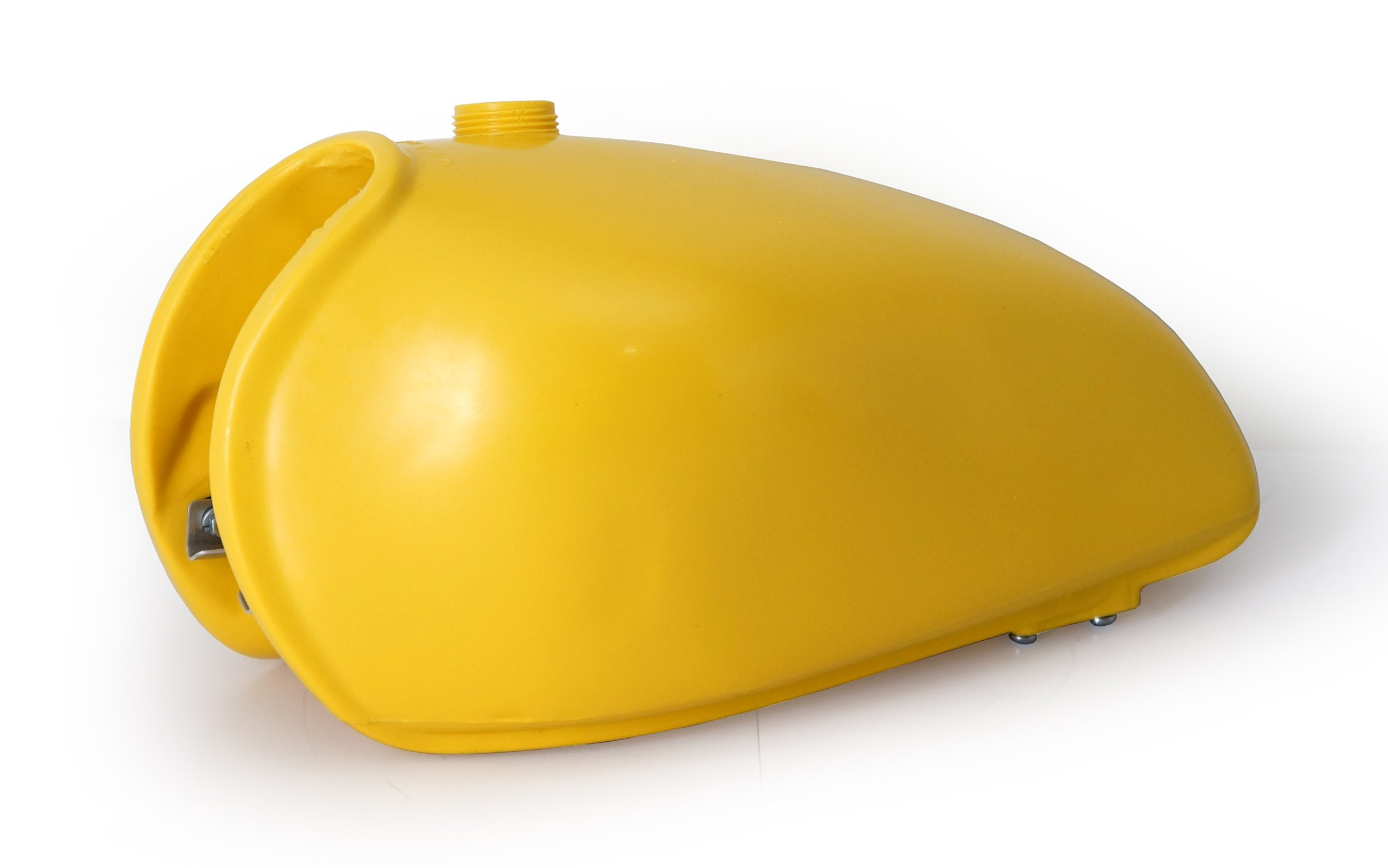 1976-77 RM125 1976-78 RM250 クラークタンク (イエロー)
