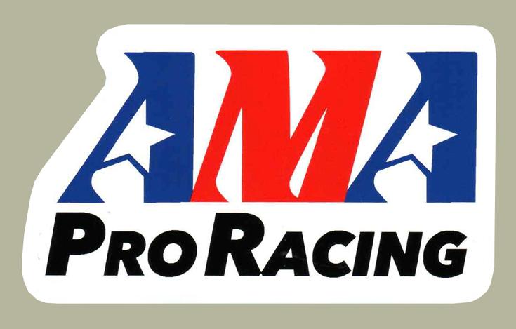 AMA PRO RACING 1990s デカール