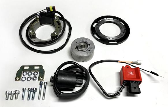 SUZUKI 1974-75 TM100 1973-75 TM125 1973-75 RM100 1973-74 RM125 CDIキット